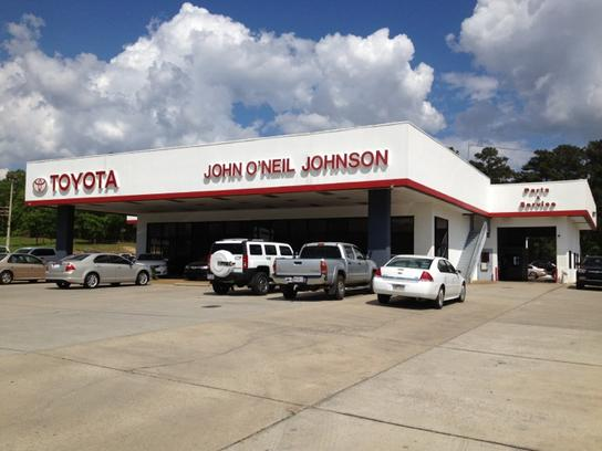 John O'Neil Johnson Toyota