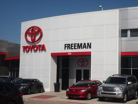 Freeman Toyota