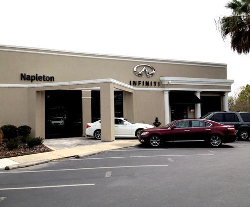 Napleton INFINITI Of Tallahassee Car Dealership In Tallahassee FL - Florida infiniti