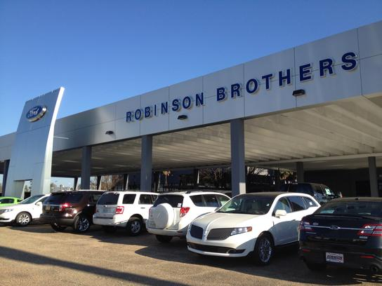 Robinson Brothers Ford Lincoln 2