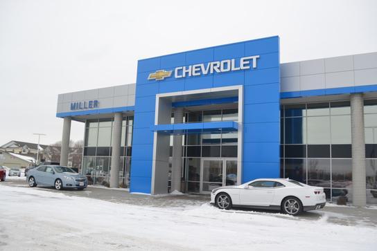 Miller Chevrolet Car Dealership In Rogers Mn 55374 Kelley Blue Book
