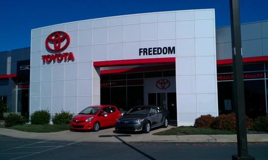 Freedom Toyota Chrysler Jeep 1