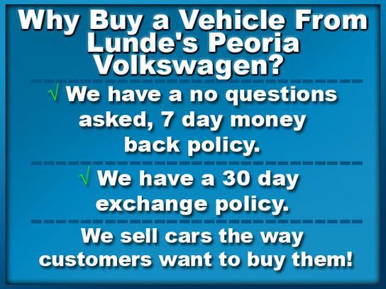 Lunde S Peoria Volkswagen Car Dealership In Peoria Az