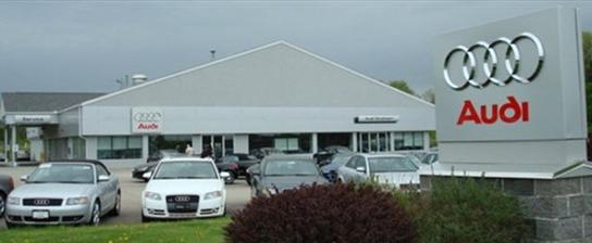 Audi Of Stratham Car Dealership In Stratham Nh 03885