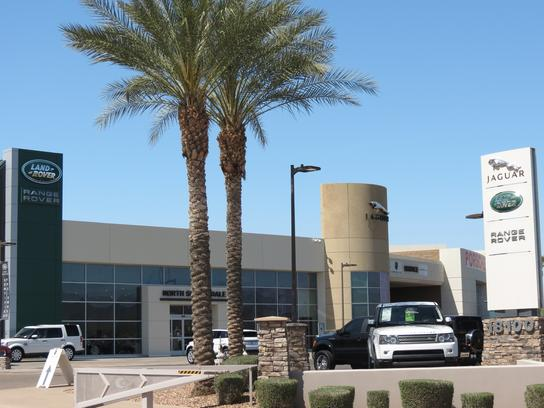 Land Rover Scottsdale >> Land Rover North Scottsdale Car Dealership In Phoenix Az 85054