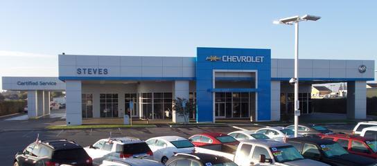 Steves Chevrolet Buick Inc
