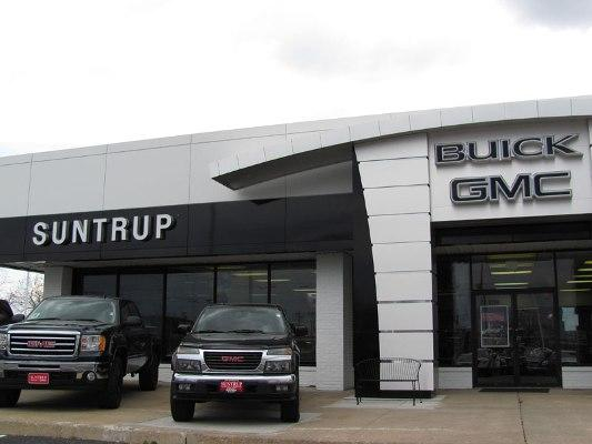 Suntrup Buick Gmc >> Suntrup Buick Gmc Car Dealership In Saint Peters Mo 63376