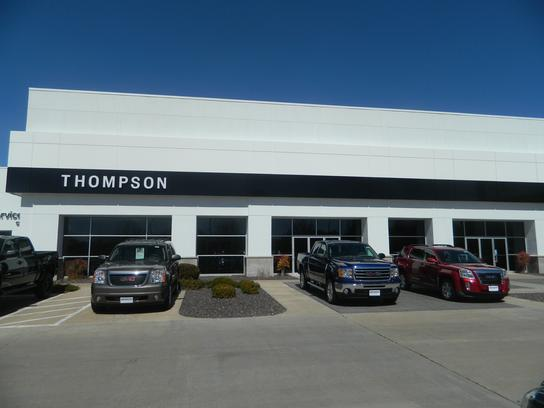 Thompson Buick Gmc Cadillac Car Dealership In Springfield Mo 65804 Kelley Blue Book