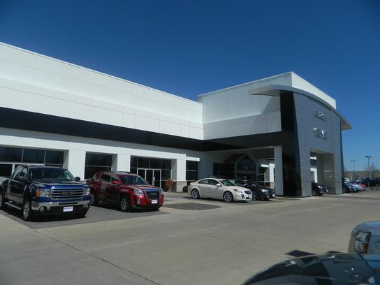 thompson buick gmc cadillac car dealership in springfield mo 65804 kelley blue book. Black Bedroom Furniture Sets. Home Design Ideas