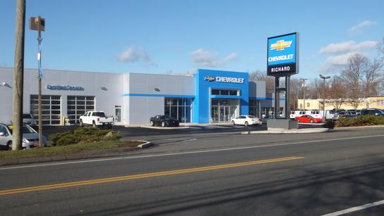 Richard Chevrolet Car Dealership In Cheshire, CT 06410 | Kelley Blue Book