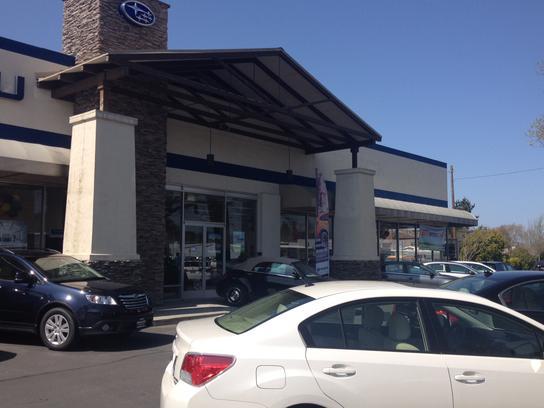 Hanlees Napa Subaru Vw Car Dealership In Napa Ca 94559 Kelley