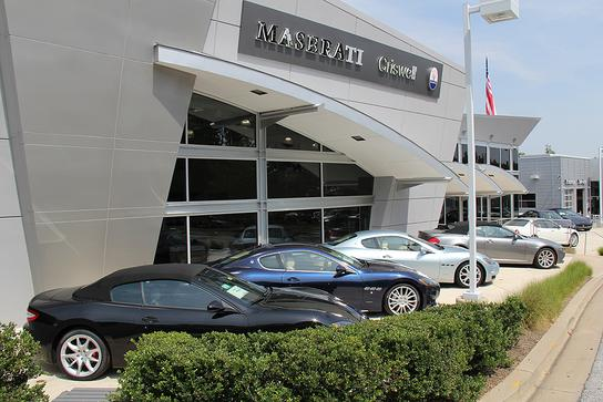 Criswell Maserati Of Germantown