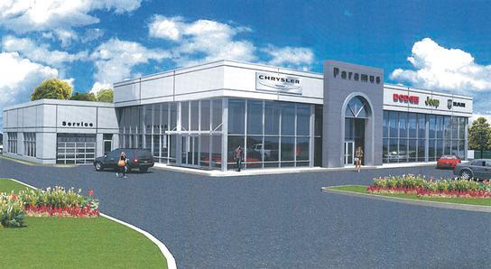 CHRYSLER DODGE JEEP OF PARAMUS car dealership in PARAMUS ...