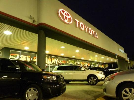 Arlington Toyota Car Dealership In Jacksonville Fl 32225 Kelley Blue Book