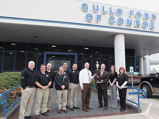 Gullo Ford of Conroe- The Woodlands 1