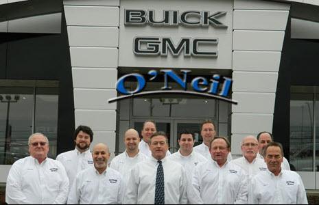 O Neil Buick Gmc
