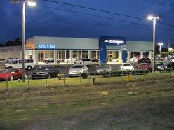 Register Chevrolet & RV Center