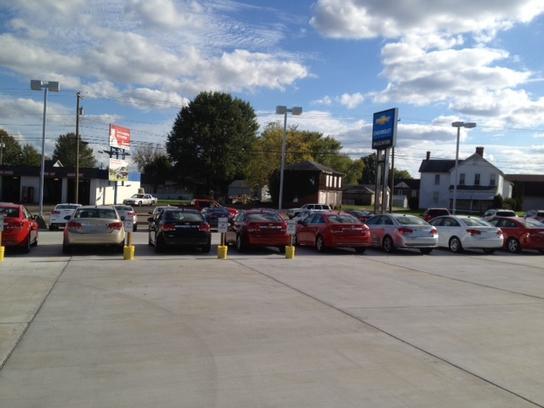 McClinton Chevrolet Mitsubishi car dealership in ...