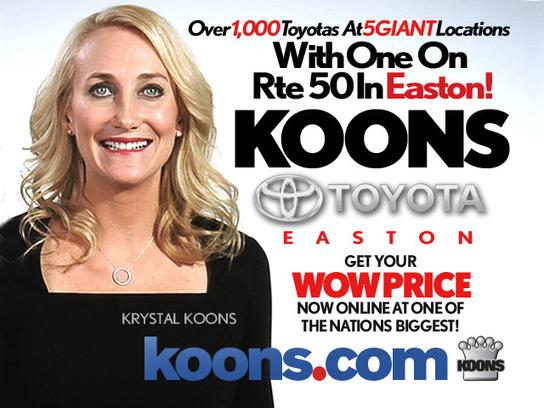 Koons Easton Toyota