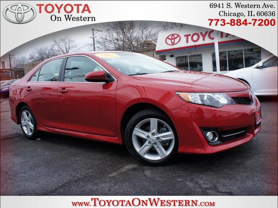 Toyota On Western Car Dealership In Chicago IL - Toyota dealerships chicago