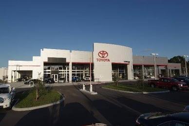Attractive Gatorland Toyota Car Dealership In Gainesville, FL 32609 | Kelley Blue Book