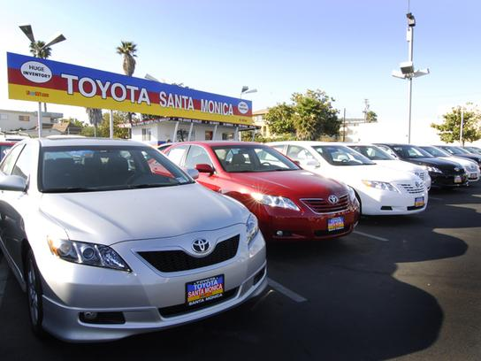 Superior Toyota Santa Monica Car Dealership In Santa Monica, CA 90401 2702 | Kelley  Blue Book