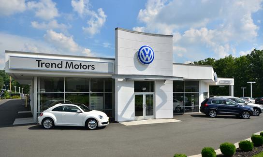 Trend Motors Volkswagen car dealership in Rockaway, NJ 07866 | Kelley Blue Book