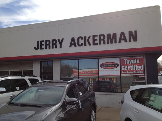 Jerry Ackerman