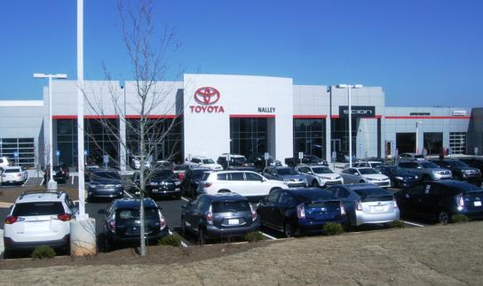 Nalley Toyota of Roswell 2