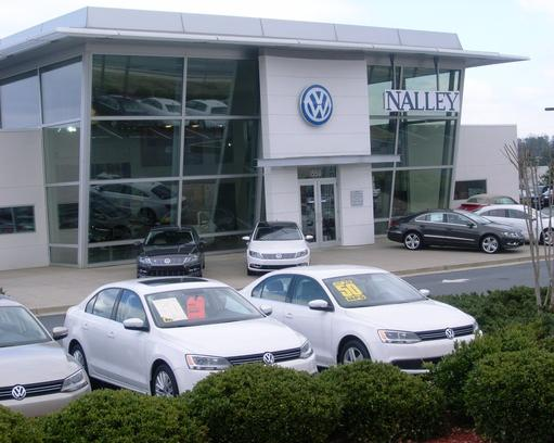 Nalley Volkswagen of Alpharetta 1