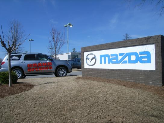 Mall of Georgia Mazda 1