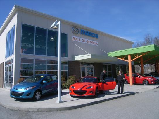 Captivating Mall Of Georgia Mazda