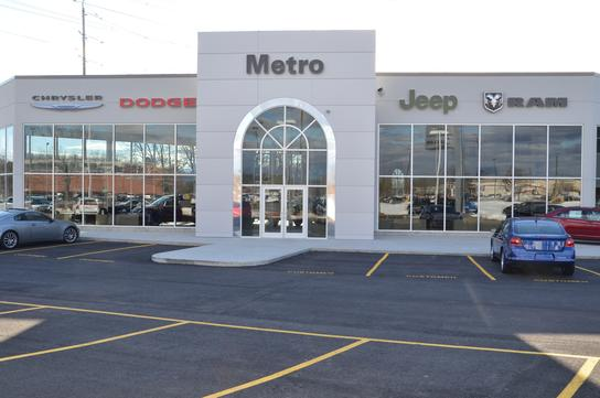 Metro Chrysler Dodge Jeep Ram 1 Metro Chrysler Dodge Jeep Ram 2 ...