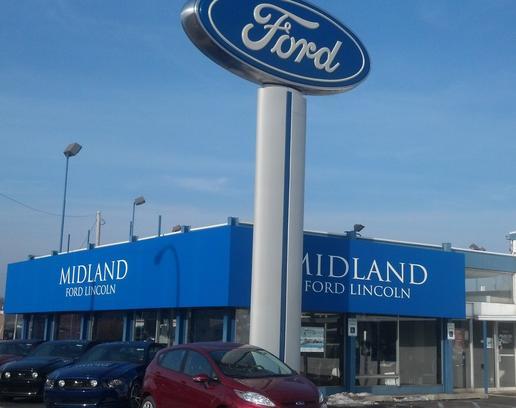 Midland Ford Lincoln Car Dealership In Mi 48642 Kelley Blue Book