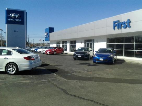 First Hyundai car dealership in North Attleboro, MA 02760 | Kelley