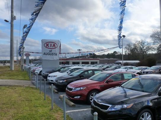 Car Dealerships In Augusta Ga >> Kia Of Augusta Car Dealership In Augusta Ga 30904 5182