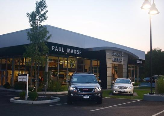 Paul Masse Gmc >> Paul Masse Buick Gmc South Car Dealership In Saunderstown