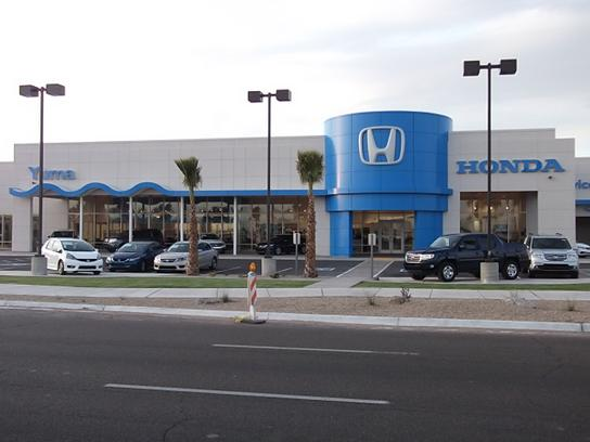 Honda Dealership Az >> Yuma Honda Car Dealership In Yuma Az 85365 3429 Kelley