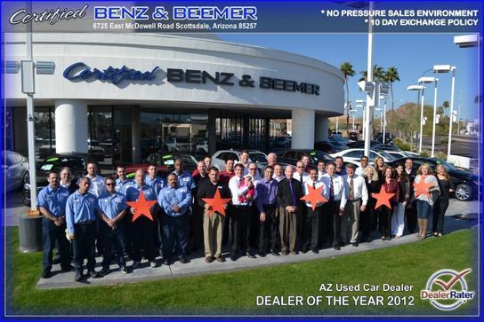 Certified Benz U0026 Beemer Phoenix
