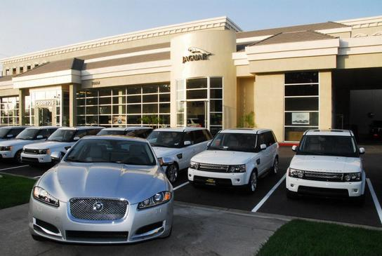 Penske Jaguar Land Rover Cerritos 2