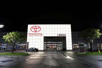 Longo Toyota Car Dealership In El Monte Ca 91732 3526