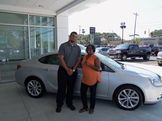 Williams Buick Gmc >> Williams Buick Gmc Car Dealership In Charlotte Nc 28273