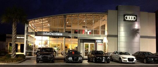 mcdaniels acura audi car dealership in charleston sc 29414 kelley blue book. Black Bedroom Furniture Sets. Home Design Ideas