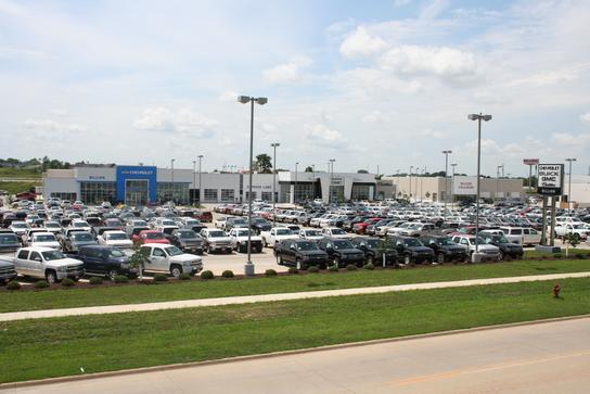 Billion Chevrolet GMC Buick Cadillac car dealership in ...