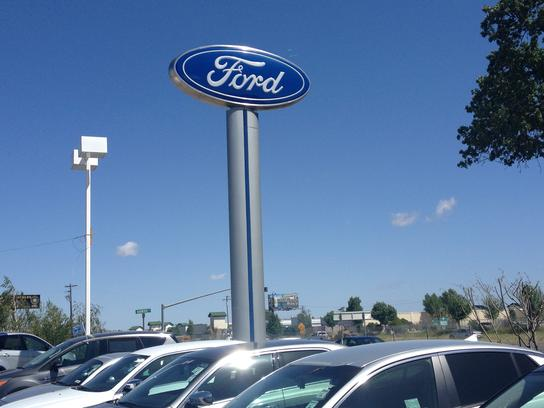 Paso Robles Ford 1