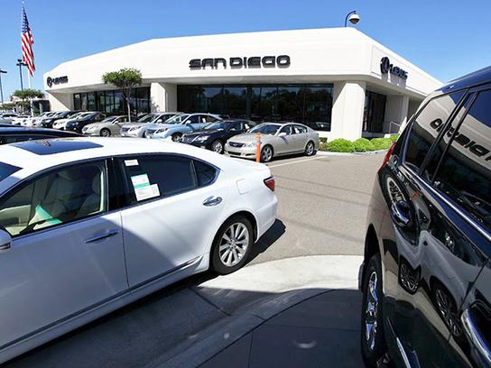 San Diego Lexus >> Lexus San Diego Car Dealership In San Diego Ca 92111 Kelley Blue Book