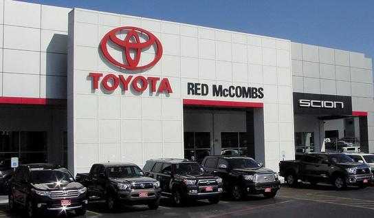Great Red McCombs Toyota Car Dealership In San Antonio, TX 78249 | Kelley Blue  Book