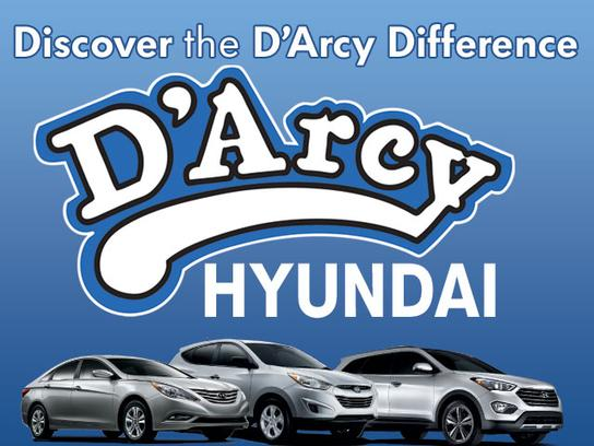 D'Arcy Hyundai car dealership in JOLIET, IL 60435-6430 | Kelley Blue