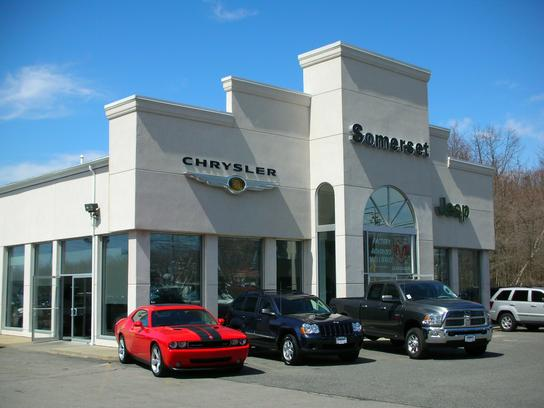 Somerset Chrysler Jeep Dodge RAM Subaru Car Dealership In Somerset - Chrysler dealers in ma