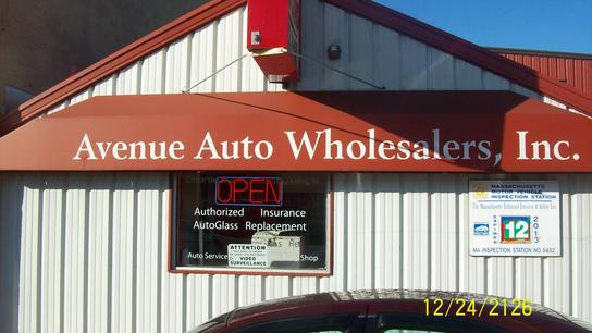 Avenue Auto Wholesalers Inc